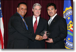2008 FBI Award Ceremony
