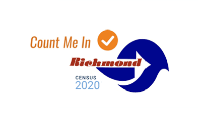 Count me in Richmond Transparent