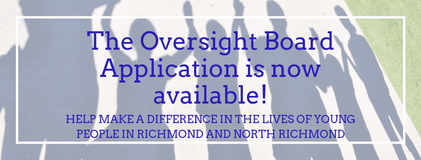 Oversight Board Applications Now Available!