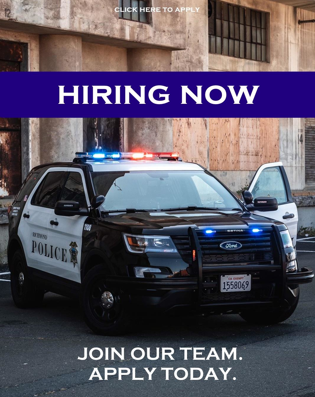 Richmond Police Department | Richmond, CA - Official Website