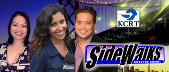 Banner for Sidewalks Entertainment featuring the current hosts