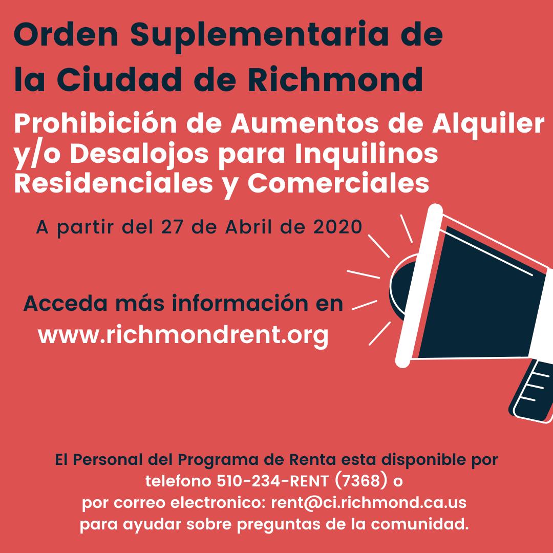 Supplemental Order Post_Spanish