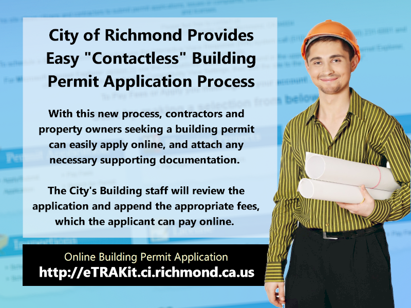 Richmond - Contactless Building Permit Application Process