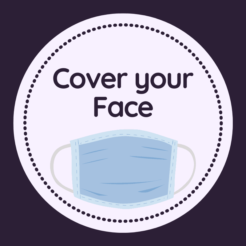 COVID Face Covers