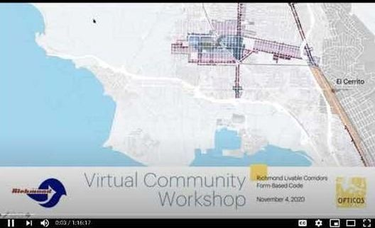 Richmond Livable Corridors Video