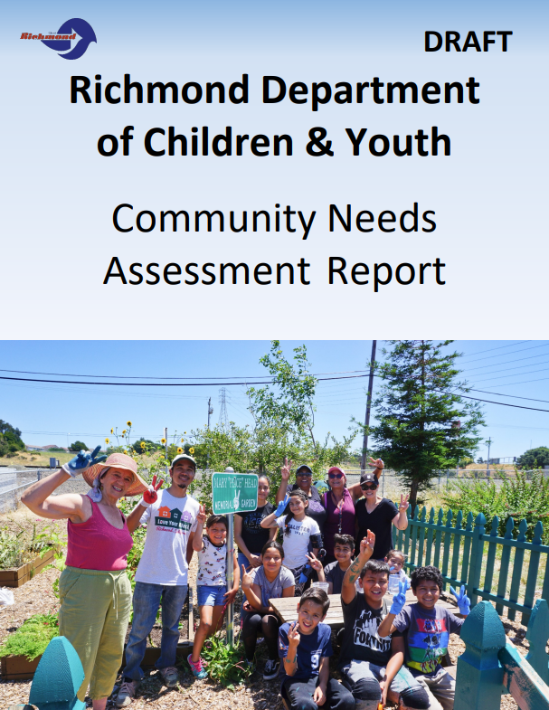 Draft Community Needs Assessment Report