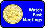 Watch Richmond City Council Meetings