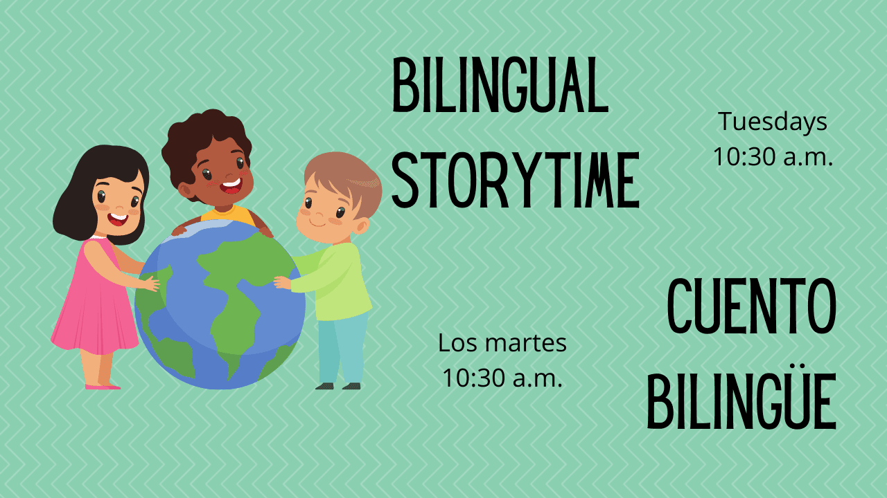 Bilingual Storytime Opens in new window